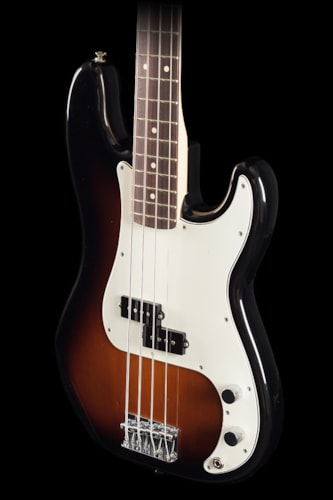 Fender® Standard Precision Bass® Brown Sunburst, Rosewood (947) Standard Precision Bass®