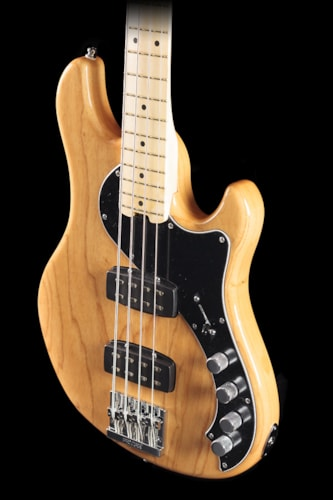 Fender® American Deluxe Dimension™ Bass IV HH Natural (904) American Deluxe Dimension™ Bass