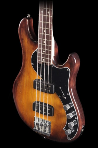 Fender® American Deluxe Dimension™ Bass IV HH Violin Burst (304) American Deluxe Dimension™ Bass