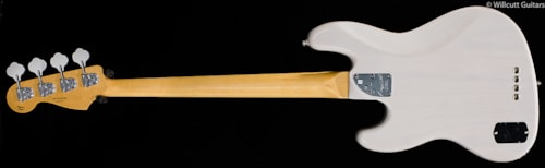 Fender® American Deluxe Jazz Bass® White Blonde, Maple (989) American Deluxe Jazz Bass®