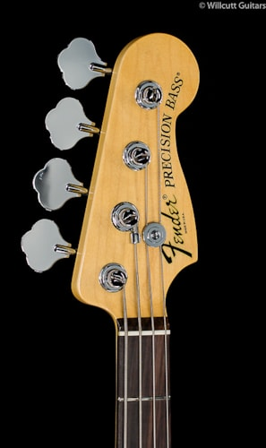 Fender® American Deluxe Precision Bass® Rosewood 3-Color Sunburst (458) American Deluxe Precision Bass®