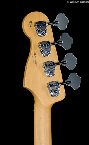 Fender® American Deluxe Precision Bass® Rosewood 3-Color Sunburst (054) American Deluxe Precision Bass®