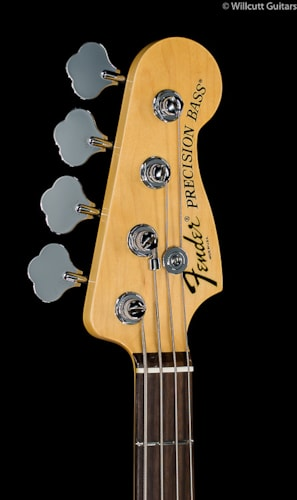 Fender® American Deluxe Precision Bass® Rosewood 3-Color Sunburst (548) American Deluxe Precision Bass®