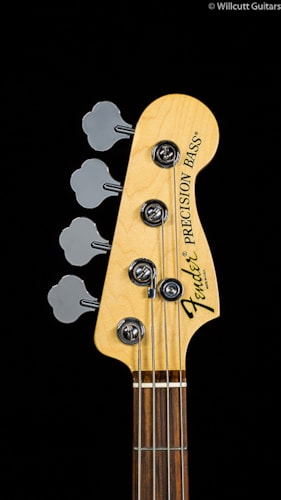 Fender® American Deluxe Precision Bass® Rosewood 3-Color Sunburst (912) American Deluxe Precision