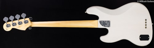 Fender® American Deluxe Jazz Bass® White Blonde, Maple (489) American Deluxe Jazz Bass®