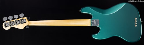 Fender® Artist Series Adam Clayton Jazz Bass® Sherwood Green Metallic (480) Artist Series Adam Clayton Jazz Bass®