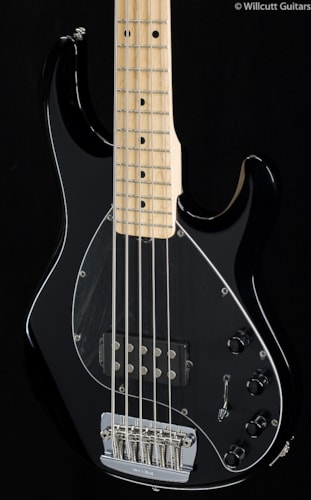 Music Man StingRay 5 Black Maple (622) StingRay 5