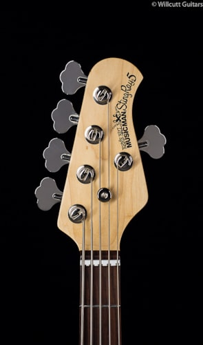 Music Man StingRay 5 Natural Rosewood (521) StingRay 5