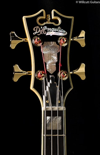 D'Angelico Standard Series EX Bass Natural (572) Standard Series EX Bass