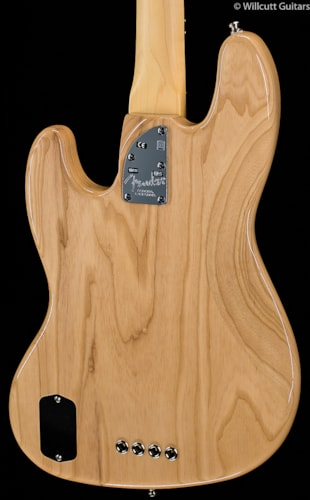Fender® American Deluxe Jazz Bass® Ash, Natural (545) American Deluxe Jazz