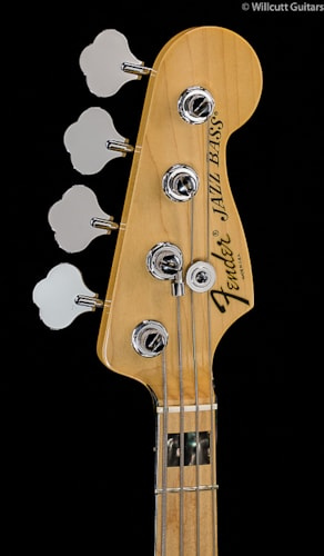 Fender® American Deluxe Jazz Bass® Ash, Natural (996) American Deluxe Jazz