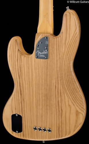Fender® American Deluxe Jazz Bass® Ash, Natural (997) American Deluxe Jazz