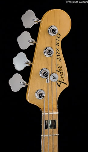 Fender® American Deluxe Jazz Bass® Ash, Natural (450) American Deluxe Jazz
