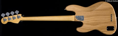 Fender® American Deluxe Jazz Bass® Ash, Natural (551) American Deluxe Jazz