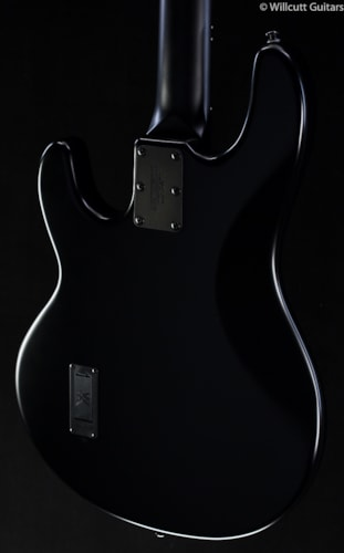 Music Man StingRay 4 Stealth Black (728) StingRay 4
