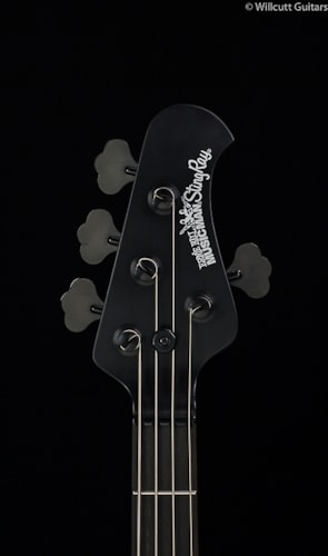 Music Man StingRay 4 Stealth Black (701) StingRay 5