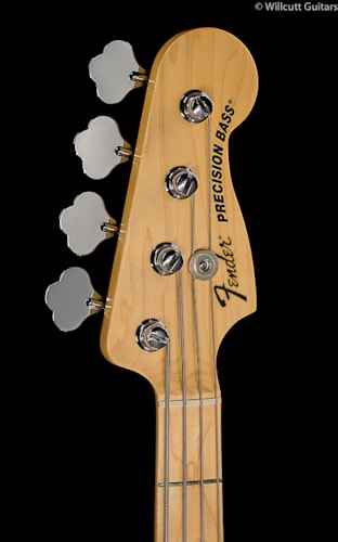Fender® American Special Precision Bass® Candy Apple Red (852) American Special Precision Bass®
