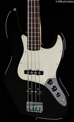 Fender® Standard Jazz Bass® Fretless Black, Rosewood (645) Standard Jazz Bass®