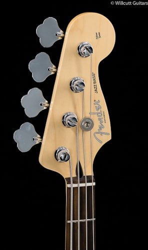 Fender® Deluxe Active Jazz Bass® Vintage White (454) Deluxe Active Jazz Bass®