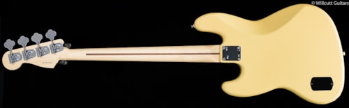 Fender® Deluxe Active Jazz Bass® Vintage White (622) Deluxe Active Jazz Bass®