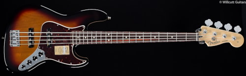 Fender® Deluxe Active Jazz Bass® Brown Sunburst (083) Deluxe Active Jazz Bass®