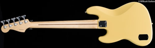 Fender® Deluxe Active Jazz Bass® V Vintage White (063) Deluxe Active Jazz Bass® V