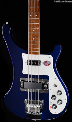 Rickenbacker 4003s Midnight Blue (787) 4003S