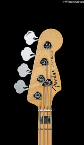 Fender® American Elite Jazz Bass® Black (261) American Elite Jazz