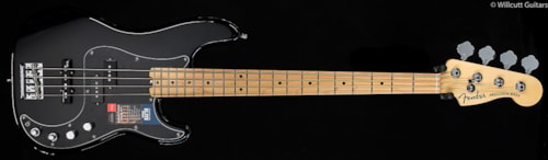 Fender® American Elite Precision Bass® Black (957) American Elite Precision