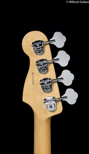 Fender® American Elite Precision Bass® Natural (749) American Elite Precision