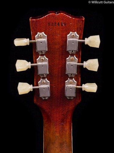 Gibson Custom Shop 1959 Les Paul Heavy Aged Benchmark Slow Iced Tea Fade (425) Custom Shop 1959 Les Paul  Heavy Aged Benchmark
