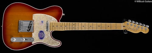 Fender® American Deluxe Telecaster® Aged Cherry Sunburst (936) American Deluxe Telecaster®