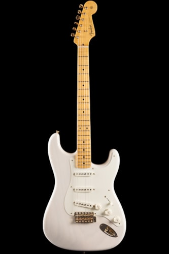 Fender® Custom Shop 1956 Stratocaster® Closet Classic White Blonde (342) Custom Shop 1956 Stratocaster®