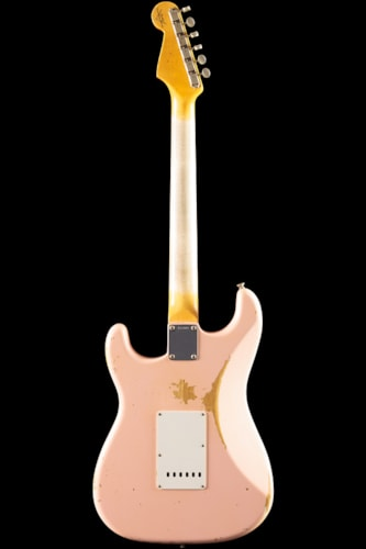 Fender® Custom Shop 1959 Stratocaster® Heavy Relic® Shell Pink (603) Custom Shop 1959 Stratocaster®