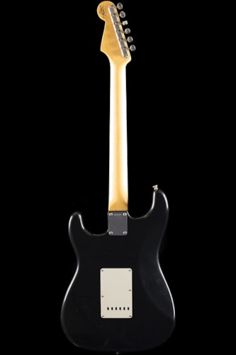 Fender® Custom Shop 1961 Stratocaster® Closet Classic Black (783) Custom Shop 1961 Stratocaster®