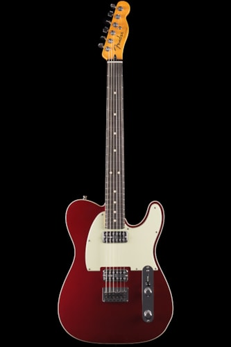 Fender® Custom Shop Telecaster® Double TV Jones NOS Candy Apple Red Custom Shop Telecaster®