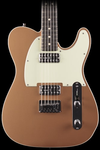 Fender® Custom Shop Telecaster® Double TV Jones NOS Firemist Gold Custom Shop Telecaster® Double TV Jones