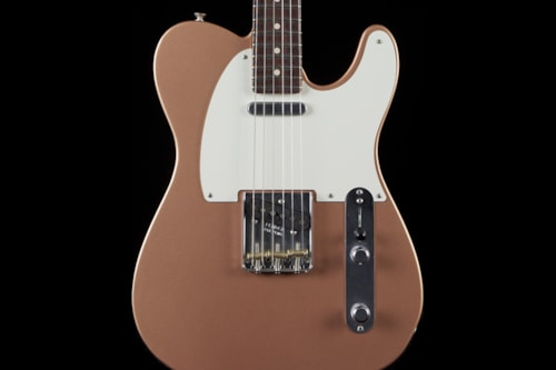Fender® Custom Shop Telecaster® Pro Closet Classic Copper Custom Shop Telecaster®
