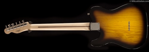 Fender® Custom Shop 1957 Telecaster® Closet Classic 2 Tone Sunburst (394) Custom Shop 1957 Telecaster®