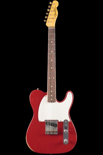 Fender® Custom Shop 1959 Esquire® Relic® Dakota Red (431) Custom Shop 1959 Esquire