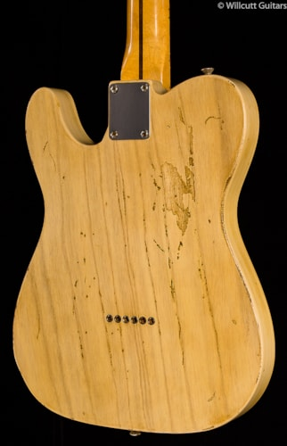 Fender® Custom Shop Masterbuilt 1952 Tele® Relic® Honey Blonde (288) Custom Shop Masterbuilt 1952 Tele®