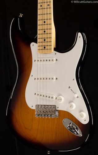 Fender® 60th Anniversary American Vintage 1954 Stratocaster® 2-Color Sunburst (275) 60th Anniversary American Vintage 1954 Stratocaster®