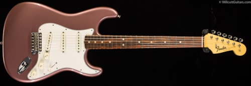 Fender® Limited Edition American Vintage '65 Stratocaster® Burgundy Mist Metallic, Rosewood (062) Limited Edition American Vintage '65 Stratocaster®