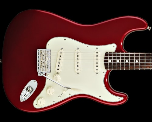 Fender® Classic Series '60s Stratocaster® Candy Apple Red Classic Series '60s Stratocaster®
