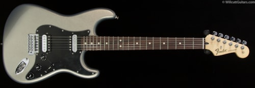 Fender® Standard Stratocaster® HH Rosewood Ghost Silver (027) Standard Stratocaster®