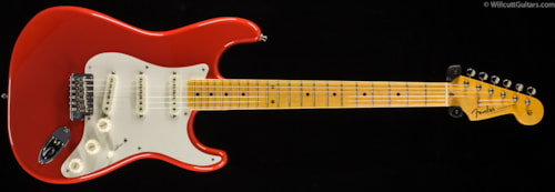 Fender® Vintage Hot Rod '50s Stratocaster® Fiesta Red (149) DEMO Vintage Hot Rod '50s Stratocaster®