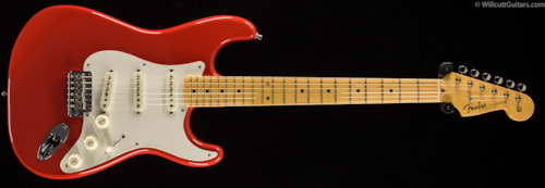 Fender® Vintage Hot Rod '50s Stratocaster® Fiesta Red (494) DEMO Vintage Hot Rod '50s Stratocaster®