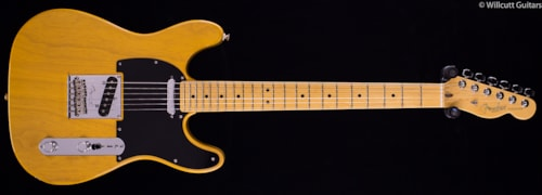 Fender® Limited Edition American Standard Double-Cut Tele® Butterscotch Blonde (319) Limited Edition American Standard Double-Cut Tele®