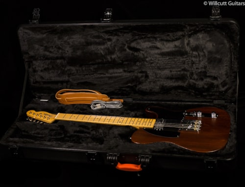 Fender® Limited Edition American Vintage Hot Rod 50's Reclaimed Redwood Tele® (023) Limited Edition American Vintage Hot Rod 50's Reclaimed Redwood Tele®