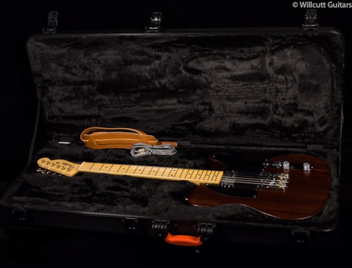 Fender® Limited Edition American Vintage Hot Rod 50's Reclaimed Redwood Tele® (413) Limited Edition American Vintage Hot Rod 50's Reclaimed Redwood Tele®